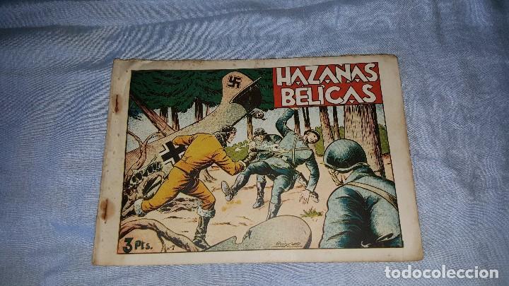 HAZAÑAS BELICAS 1940 (Tebeos y Comics - Toray - Hazañas Bélicas)