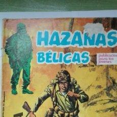 Tebeos: COMIC HAZAÑAS BÉLICAS EXTRA 21 AÑO 79. Lote 64594187