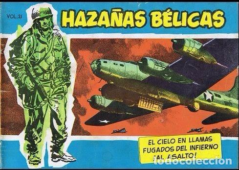 30 PRIMEROS NÚMEROS DE HAZAÑAS BÉLICAS (SERIE AZUL) EN 3 TOMOS. BOIXCAR. TORAY, 1957 (Tebeos y Comics - Toray - Hazañas Bélicas)
