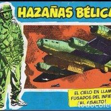 Tebeos: 30 PRIMEROS NÚMEROS DE HAZAÑAS BÉLICAS (SERIE AZUL) EN 3 TOMOS. BOIXCAR. TORAY, 1957. Lote 64619139