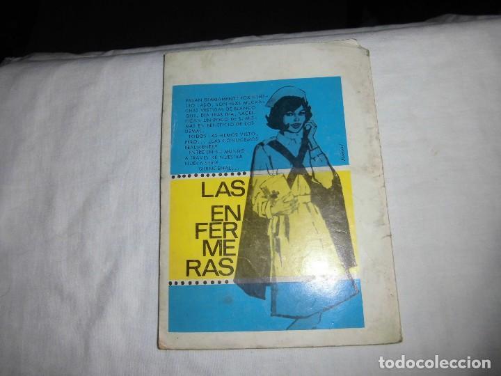 Tebeos: AVENTURA EN PARIS.CARMEN IGLESIAS/JOSE NEBOT.EDICIONES TORAY.-1966 - Foto 5 - 65947754