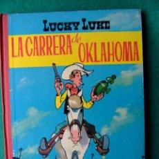 Tebeos: LUCKY LUKE LA CARRERA DE OKLAHOMA EDICIONES TORAY 1964. Lote 66011394