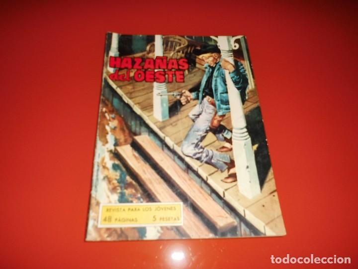 HAZAÑAS DEL OESTE Nº 28 - TORAY (Tebeos y Comics - Toray - Hazañas del Oeste)