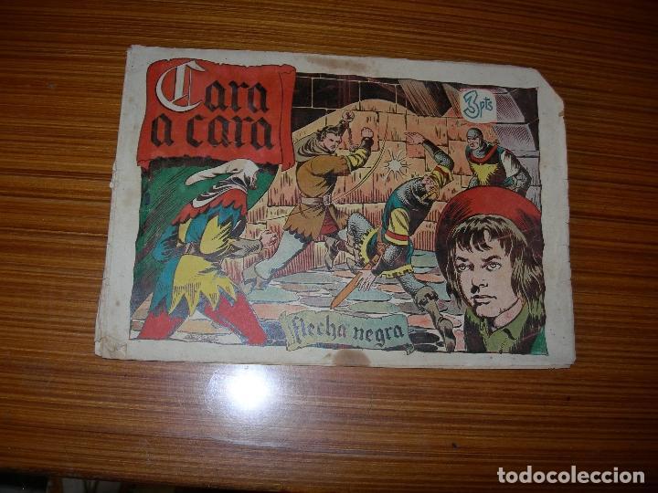 FLECHA NEGRA ALBUM 4 EDITATORAY (Tebeos y Comics - Toray - Flecha Negra)