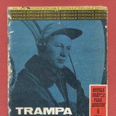 Tebeos: TRAMPA EN EL AIRE NOVELA GRÁFICA PARA ADULTOS EDIT. TORAY 48 PAGS*. Lote 68003109