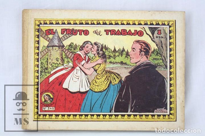 VOLUMEN CON 26 CÓMICS COLECCIÓN AZUCENA - EL FRUTO DEL TRABAJO - ED. TORAY, AÑOS 50 (Tebeos y Comics - Toray - Azucena)