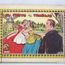 Tebeos: VOLUMEN CON 26 CÓMICS COLECCIÓN AZUCENA - EL FRUTO DEL TRABAJO - ED. TORAY, AÑOS 50. Lote 68199277