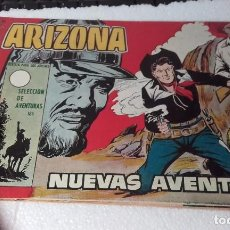 Tebeos: COMIC- ARIZONA-ORIGINALES 1958 LOTE DE 6. Lote 68226961