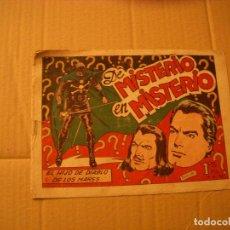 Tebeos: EL HIJO DE DIABLO DE LOS MARES Nº 20, EDITORIAL TORAY. Lote 68318113