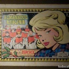 Tebeos: TEBEO - COMIC - COLECCION AZUCENA - ALMANAQUE 1960 - EDICIONES TORAY. Lote 70190401