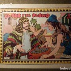 Tebeos: TEBEO - COMIC - COLECCION AZUCENA - EL ORO Y EL PLOMO - Nº 373 - EDICIONES TORAY. Lote 70190573