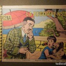 Tebeos: TEBEO - COMIC - AZUCENA - LA RECOMPENSA - Nº 978 - 1966 - EDICIONES TORAY. Lote 70191037