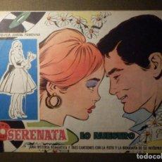 Tebeos: TEBEO - COMIC - SERENATA -,LO NUESTRO - 93 - TORAY. Lote 70362401