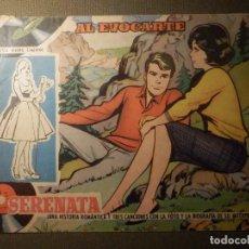 Tebeos: TEBEO - COMIC - SERENATA -,AL EVOCARTE - 144 - TORAY. Lote 70362797