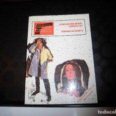 Tebeos: BRIGADA SECRETA Nº8..-EDICIONES TORAY 1982. Lote 70584941