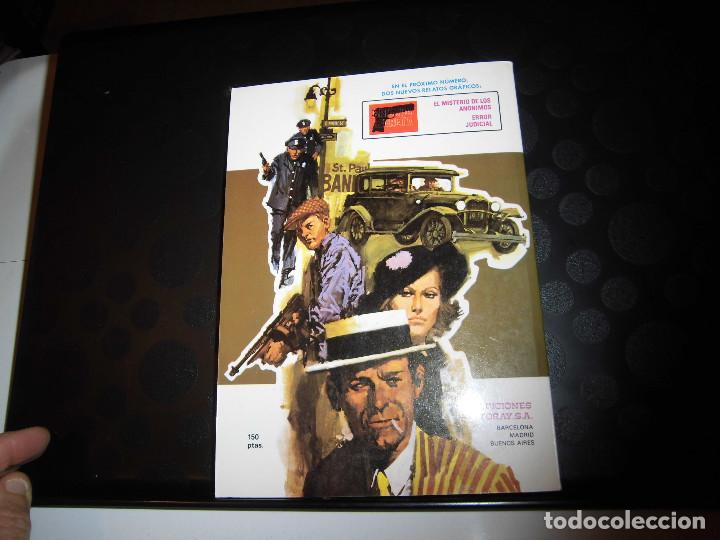 Tebeos: BRIGADA SECRETA Nº5..-EDICIONES TORAY 1982 - Foto 5 - 70585321