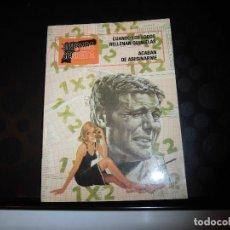 Tebeos: BRIGADA SECRETA Nº4..-EDICIONES TORAY 1982. Lote 70585449
