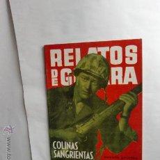 Tebeos: RELATOS DE GUERRA Nº 34 ORIGINAL . Lote 29417865