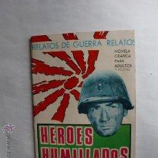 Tebeos: RELATOS DE GUERRA Nº 87 ORIGINAL . Lote 29418117