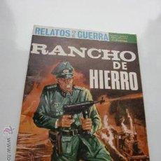 Tebeos: RELATOS DE GUERRA Nº 128 ORIGINAL . Lote 29485762