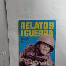 Tebeos: RELATOS DE GUERRA Nº 46 ORIGINAL . Lote 29417935