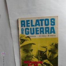 Tebeos: RELATOS DE GUERRA Nº 5 ORIGINAL . Lote 29681218