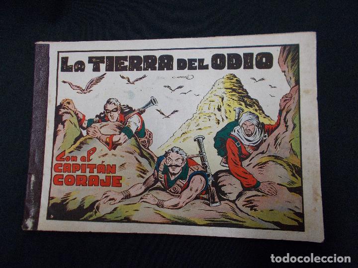 Album Nº 5 El Capitan Coraje La Tierra Del Comprar En