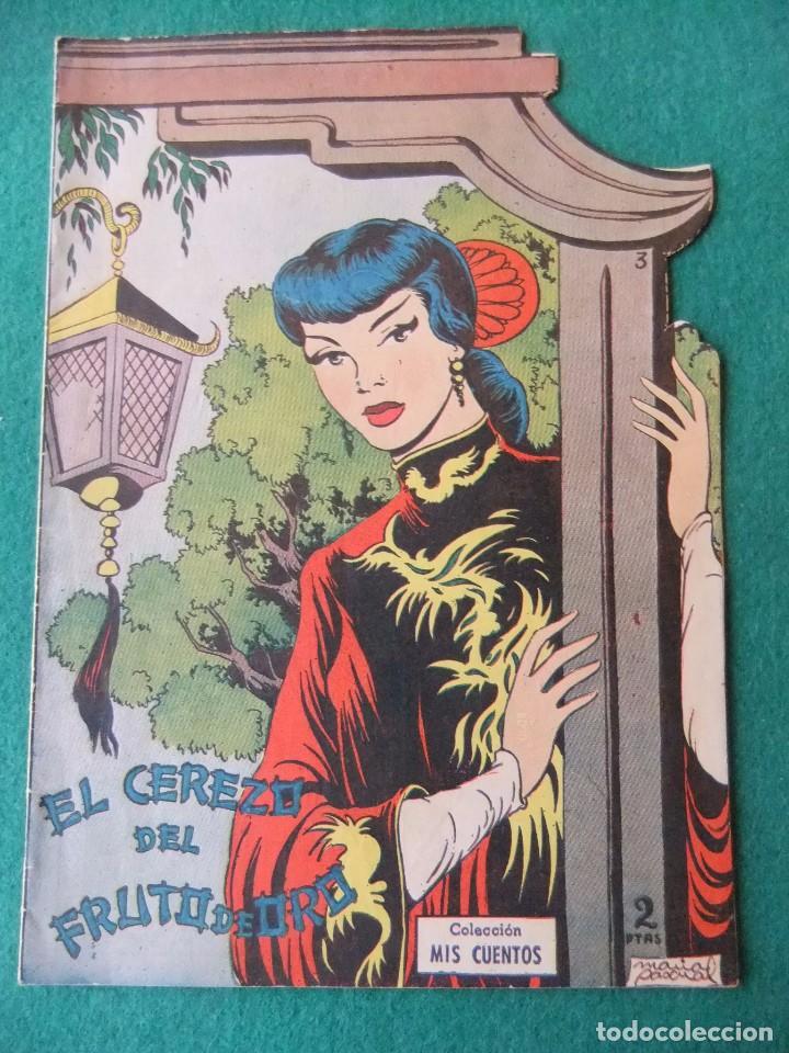 COLECCION MIS CUENTOS Nº 3 EL CEREZO DEL FRUTO DE ORO EDICIONES TORAY (Tebeos y Comics - Toray - Otros)