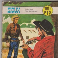 Tebeos: SIOUX Nº 106, TORAY. Lote 73596907