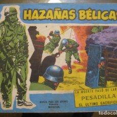 Tebeos: HAZAÑAS BELICAS - SERIE AZUL - Nº171. Lote 73666303