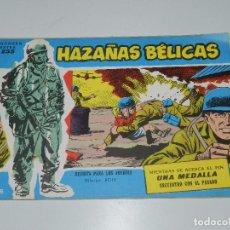 Tebeos: (M0) HAZAÑAS BELICAS NUM EXTRA 255 - EICIONES TORAY , SEÑALES DE USO. Lote 74154147