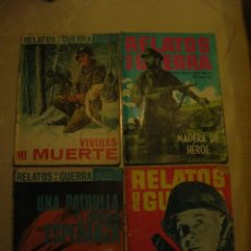 Tebeos: 5 RELATOS DE GUERRA. ED TORAY. Lote 74332523