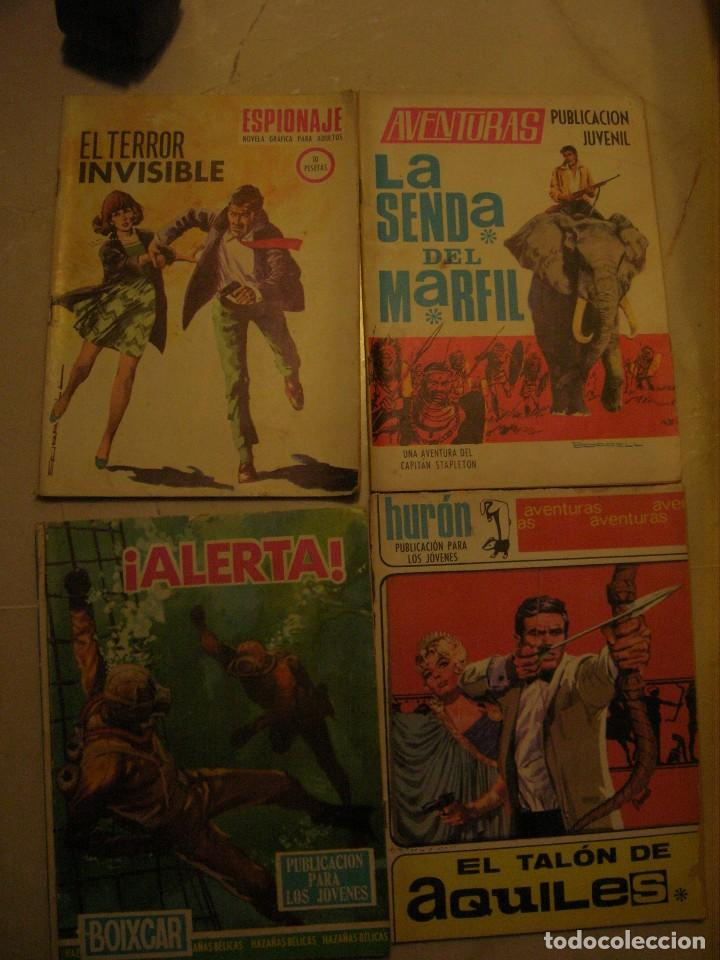 4 COMICS, TORAY (Tebeos y Comics - Toray - Otros)