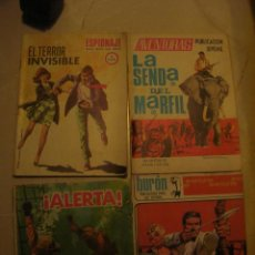 Tebeos: 4 COMICS, TORAY. Lote 74336591
