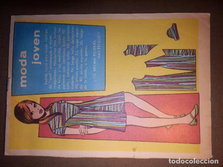 Tebeos: TEBEO - COMIC - AZUCENA - Si tienes una ilusión - Nº 994 - 1967 - EDICIONES TORAY - Foto 2 - 74347451