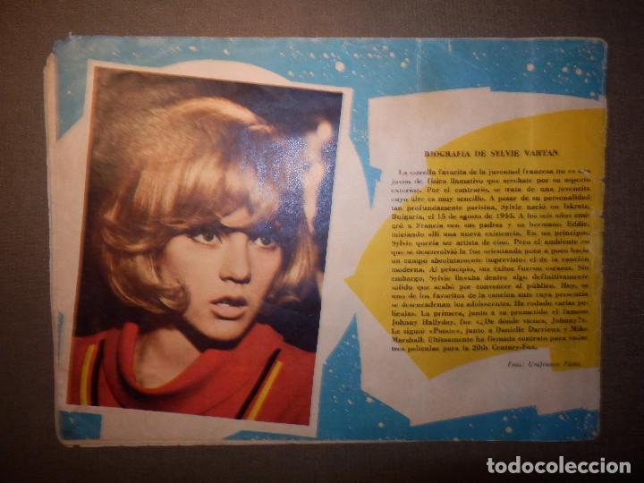 Tebeos: TEBEO - COMIC - COLECCIÓN ROSAS BLANCAS - Un Angel con bigotes - Nº 332 - TORAY - Foto 2 - 74351195