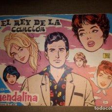 Tebeos: TEBEO - COMIC - COLECCIÓN GUENDALINA - Nº 26 - EL REY DE LA CANCIÓN - TORAY. Lote 74353563