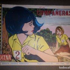 Tebeos: TEBEO - COMIC - AZUCENA - COMPAÑERAS - Nº 970 - 1966 - EDICIONES TORAY. Lote 74358087