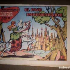 Tebeos: TEBEO - COMIC - COLECCIÓN LINDAFLOR - EL PAÍS IMPENETRABLE - AÑO VI - Nº 268 - TORAY. Lote 74363223