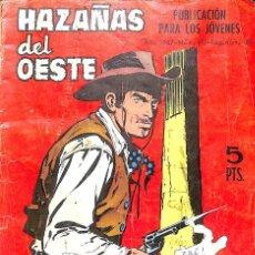 Tebeos: HAZAÑAS DEL OESTE Nº 141 - 1967. Lote 74752999