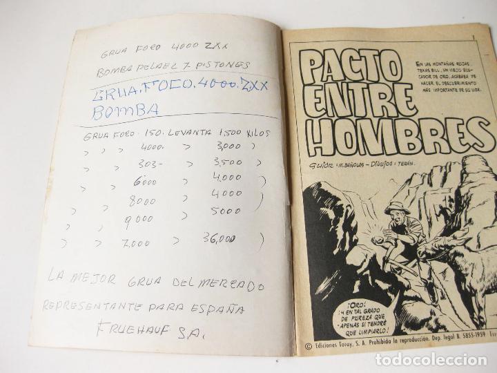Tebeos: LOTE DE 8 COMIC DE HAZAÑAS DEL OSTE NUMERO 134, 153, 154, 184, 213, 215, 218 Y 228 - TORAY - Foto 6 - 75283775