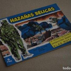 Tebeos: HAZAÑAS BELICAS Nº 114. EXTRA AZUL. BOIXCAR. LITERACOMIC.. Lote 75573683