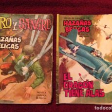 Tebeos: 2, TEBEOS,1963.- HAZAÑAS BELICAS. Lote 75833695