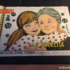 Tebeos: AZUCENA Nº 1180 LA ABUELITA (TORAY) (C2). Lote 75865147