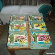 Tebeos: HAZAÑAS BÉLICAS SERIE AZUL AÑO 1958 COLECCIÓN COMPLETA SON 370 TEBEOS ORIGINALES EDITORIAL TORAY. Lote 76896167