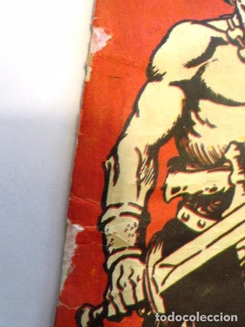 Tebeos: COMIC SELECCION DE AVENTURAS, KATAN LA GRAN LUCHA Nº 3 TORAY 1958 - Foto 2 - 77533349