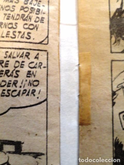 Tebeos: COMIC SELECCION DE AVENTURAS, KATAN LA GRAN LUCHA Nº 3 TORAY 1958 - Foto 5 - 77533349