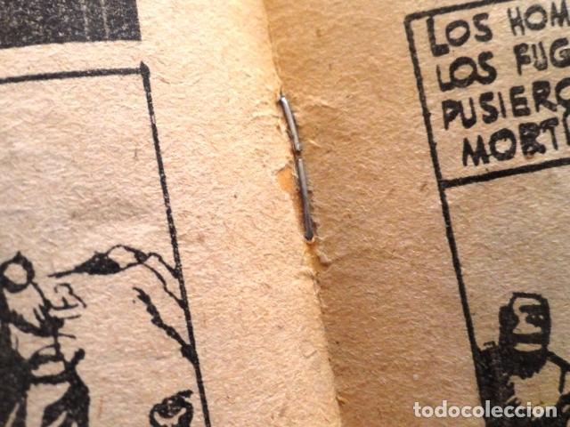 Tebeos: COMIC SELECCION DE AVENTURAS, KATAN LA GRAN LUCHA Nº 3 TORAY 1958 - Foto 6 - 77533349
