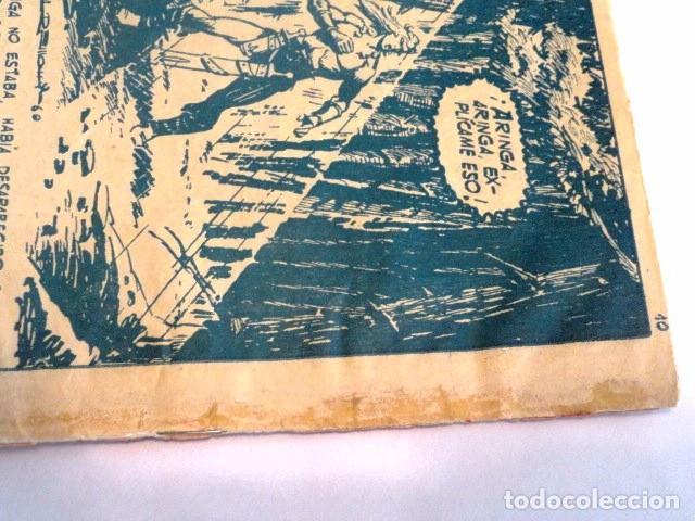 Tebeos: COMIC SELECCION DE AVENTURAS, KATAN LA GRAN LUCHA Nº 3 TORAY 1958 - Foto 8 - 77533349