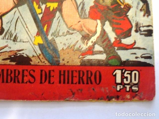 Tebeos: COMIC SELECCION DE AVENTURAS, KATAN, LA CIUDAD DE LS HOMBRES DE HIERRO Nº 4 TORAY 1958 - Foto 3 - 77533713
